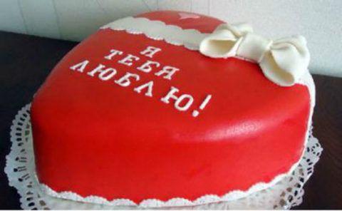 Торт для парня