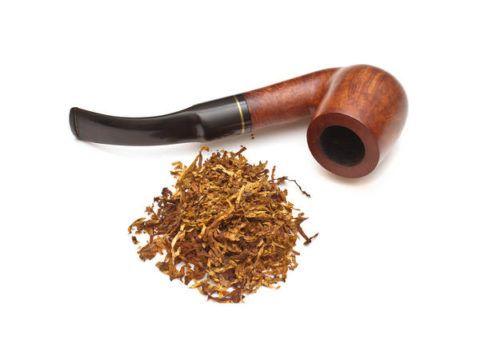 Трубка и табак для курящих