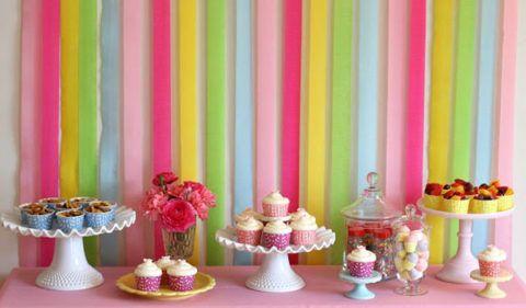 Удобные корзиночки со сладостями