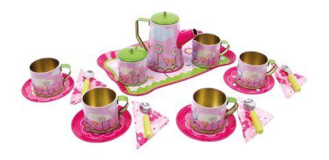 Уличный чайный набор