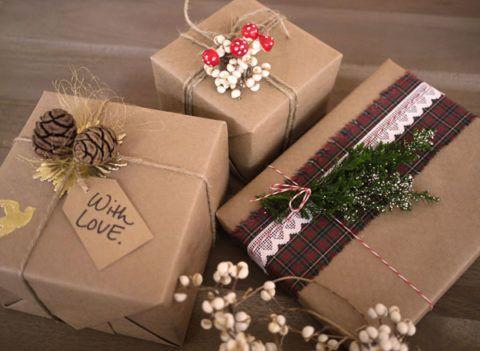 Упаковки для сюрпризов