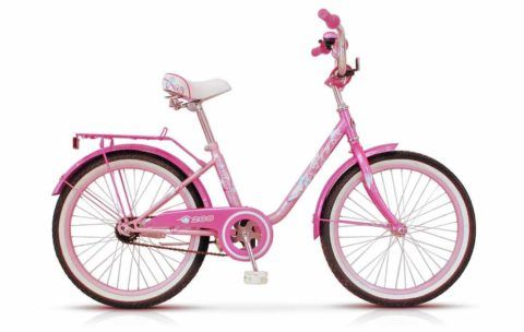 Велосипед для девочки