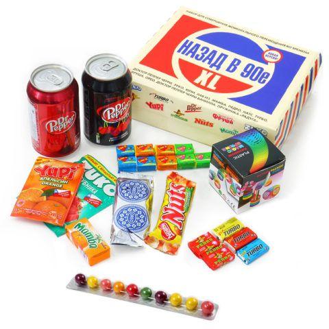 Вкусности из детства