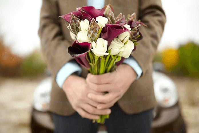Цветы – лучший вариант для подарка