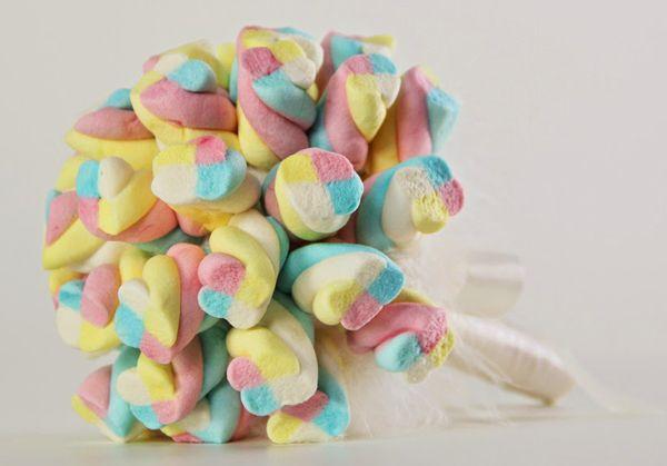 Сахарные сладости своими руками