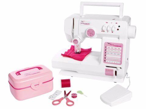 Детская швейная машинка