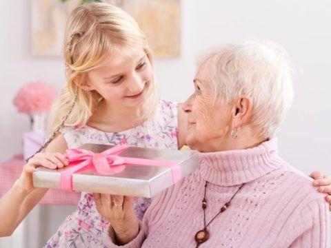 Как обрадовать бабулю на ее юбилей?