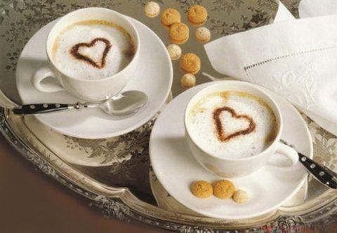 Кофе и любовь.