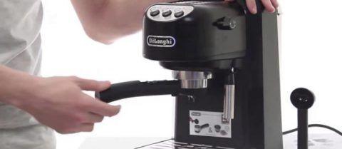 Молотый кофе удобно готовить в кофеварке