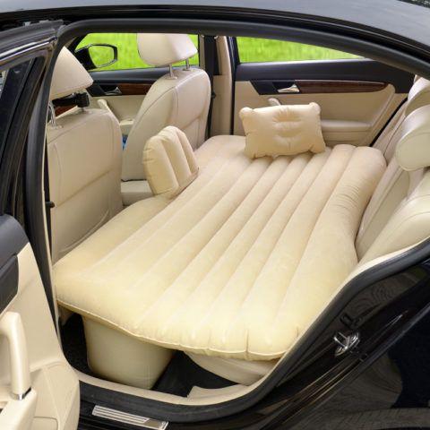 Надувной матрас в машину