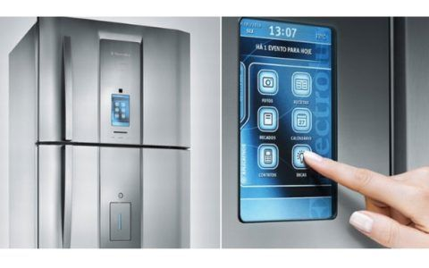 Умный холодильник