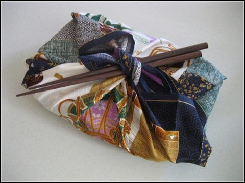 Упаковка сумки