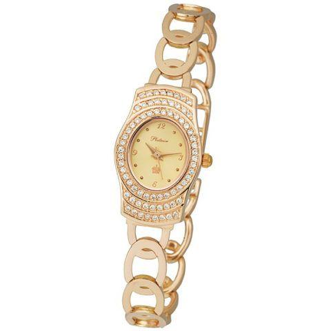 Золотые часы наручные