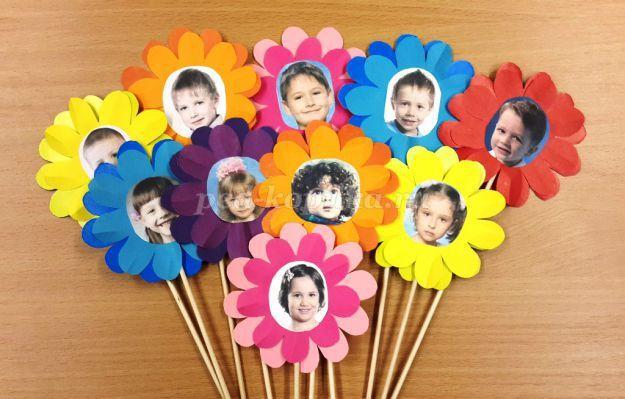 Подарок от детей детскому саду своими руками