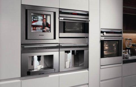 Кухонная крупногабаритная техника
