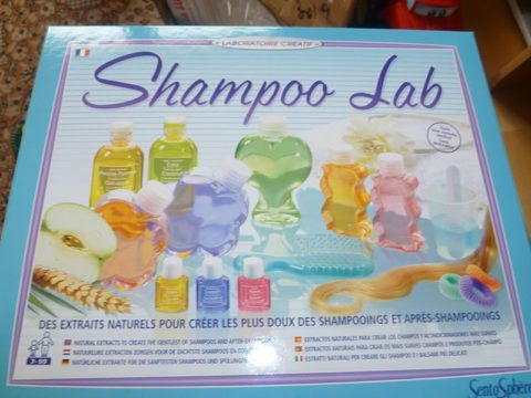 «Лаборатория шампуней»