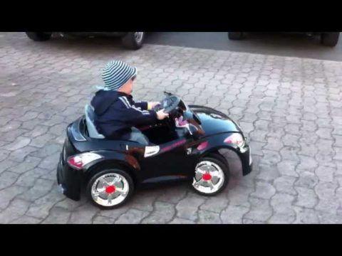 Маленький шофёр.