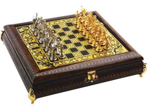 Подходящие шахматы для начальницы