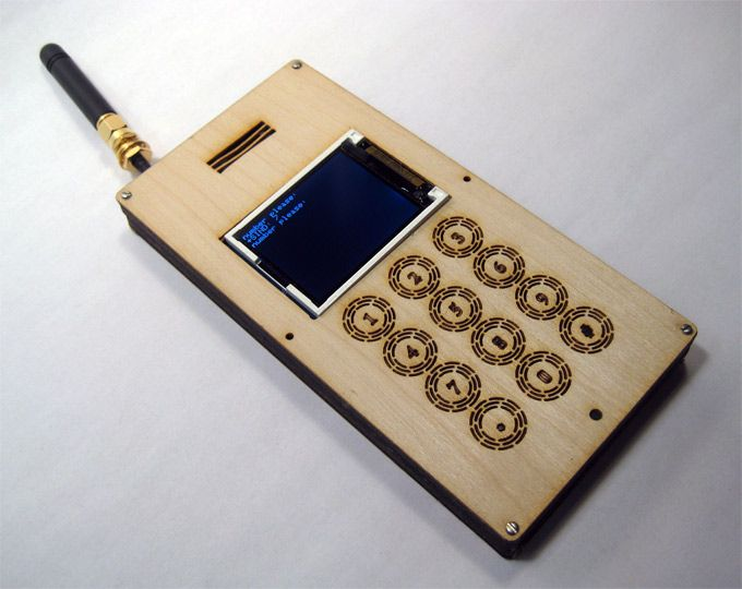 Как сделать мобильный телефон в интернете
