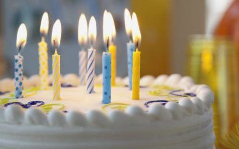 Счастливого дня рождения!