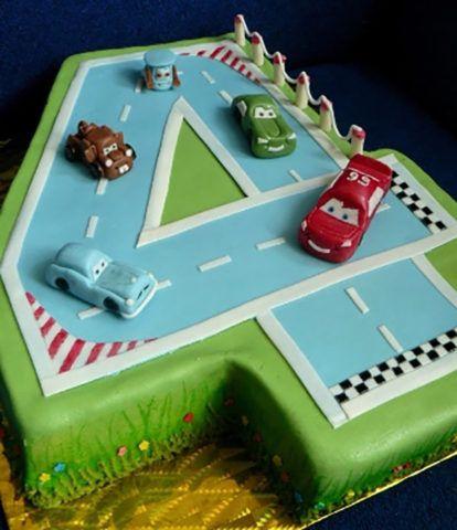 Торт для мальчика.