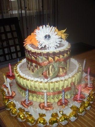 Торт готов.