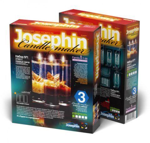 Творческий набор для создания свечей
