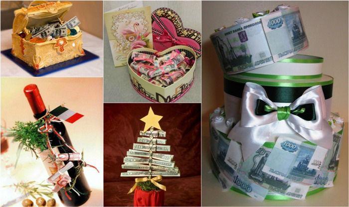 Креативные и оригинальные подарки на свадьбу 14