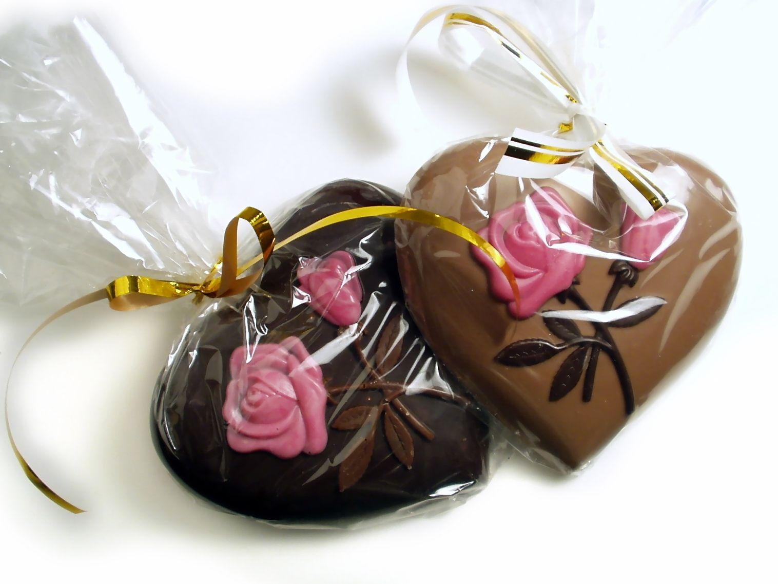 Шоколад на подарок фото
