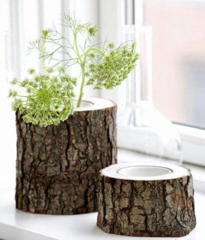 Экологические вазы