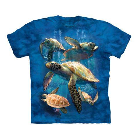 Есть и подобный вариант для любителей морской фауны.