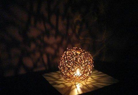 Лампа/свеча