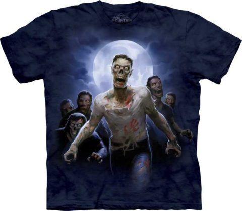 Например, хорошо будет смотреться такая футболка.