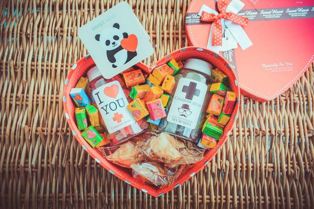 Набор подарков для девушек 859