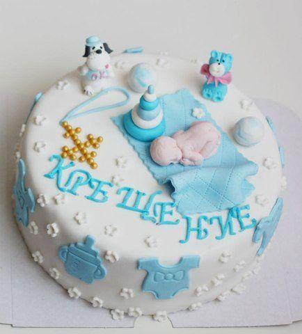 Тортик на Крещение