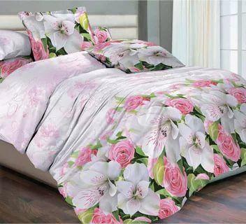 Красивые цветы и приятные оттенки для того, чтобы сладко спалось.
