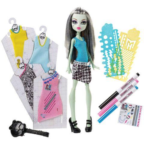 Кукла «дизайнер»