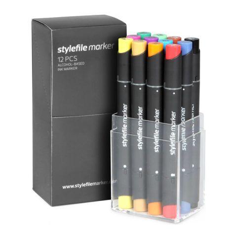 Набор маркеров для рисования
