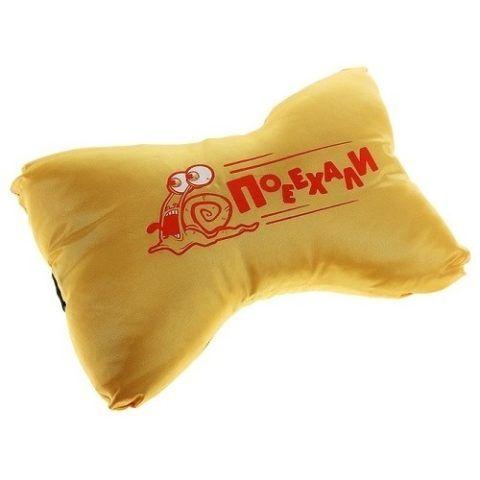 Подобные подушки могут быть самыми разными и веселым.