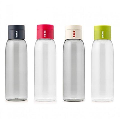 Простой, но стильный дизайн бутылки.