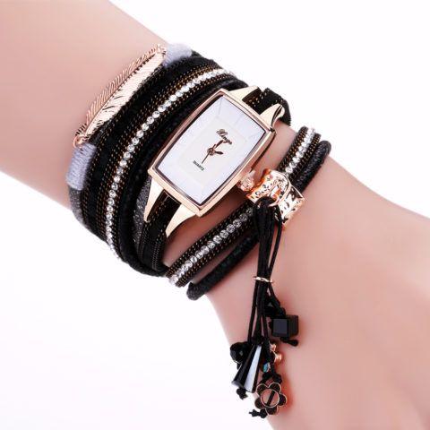 Сейчас часы – модный и обязательный аксессуар.