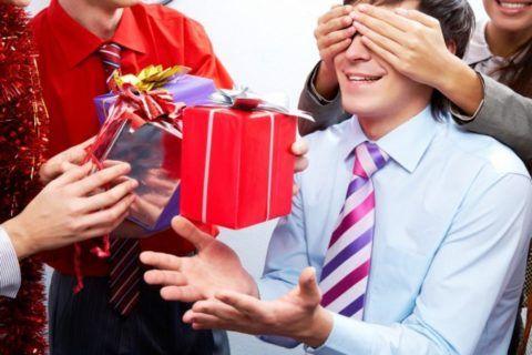 Что выбрать для руководителя на день рождения?