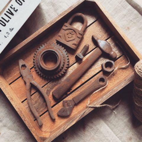 Еще один вариант со сладкими инструментами.