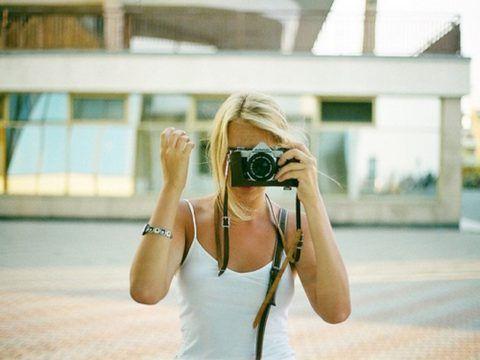 Фотоаппарат для развития творческого мышления