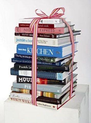 Книга – лучший вариант того, что можно подарить.