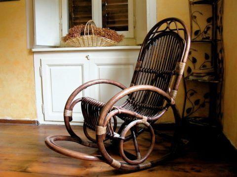 На таком кресле всегда удобно отдохнуть!