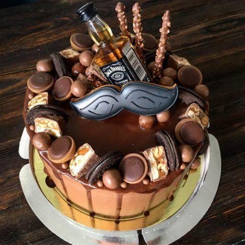 Не забудьте о торте!