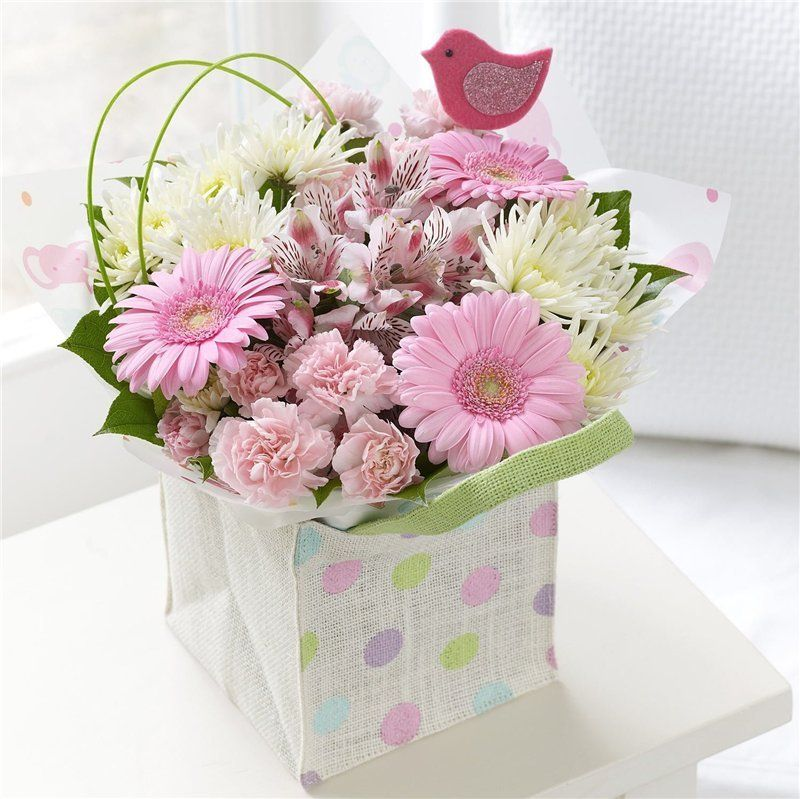 Подарки и букеты из цветов 77