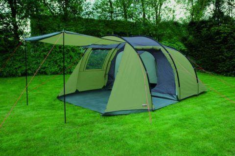Ни один турист не откажется от вместительной палатки!
