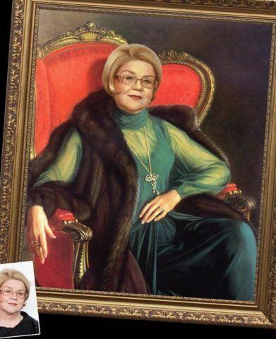 Отличный вариант – исторический портрет